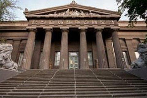 Национальный художественный музей рассчитывает получить 6 млн гривен на ремонт фасада