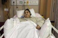Скончалась женщина, считавшаяся самой тяжелой в мире