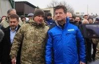 Голова ОБСЄ приїхав у Станицю Луганську