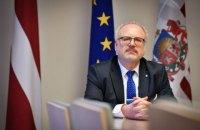 Президент Латвії візьме участь у саміті Кримської платформи