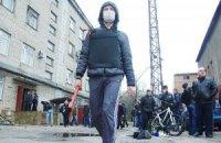 В Горловке напали на управление гражданской защиты населения