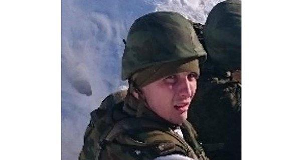 ,Вечков Олег Кириллович, командир 1 группы ст. л-т, позывной «Кит»
