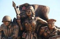 В горсовете Керчи прошли обыски из-за уродливого памятника десантникам