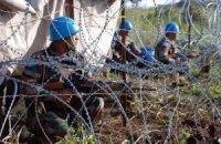ООН подтвердила получение запроса от Украины о введении миротворцев