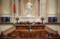 Политический кризис в Португалии утихает