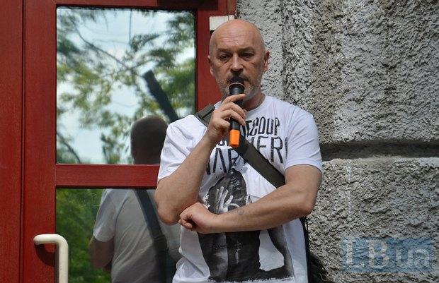 Георгий Тука, волонтер