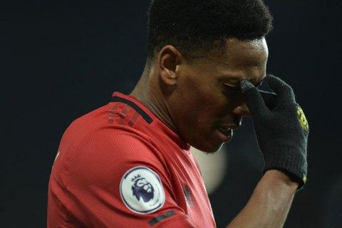 """""""Манчестер Юнайтед"""" установил очередной клубный антирекорд в Английской Премьер-Лиге"""