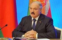 Лукашенко визнає нову владу в Україні