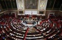 Французский парламент запретил работать в стране слишком худым моделям