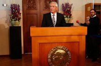 Українська делегація повернула Ягланду запрошення на великий прийом