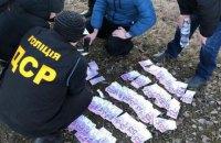 У Луганській області затримали керівника теруправління водного господарства на хабарі в розмірі 100 тис. гривень