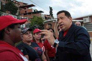 Чавес провел масштабный военный парад