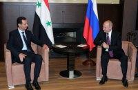 Сочинские посиделки: зачем Асад снова приезжал к Путину
