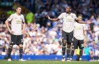 """Футболісти """"Манчестера Юнайтед"""" посварилися в роздягальні після розгрому від """"Евертона"""", - ЗМІ"""