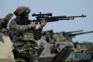 У РНБО заявляють про зміну тактики ведення бойових дій у зоні АТО