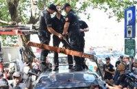 У Чорногорії затримали лідерів проросійської партії