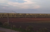 Боевики обстреляли окрестности Мариуполя из минометов