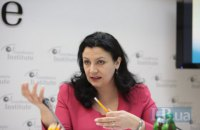 Климпуш-Цинцадзе: роботу над інтеграцією України в ЄС і НАТО поставлено на паузу