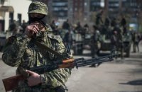 Бойовики напали на військову частину в Артемівську (оновлено)