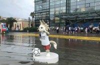 ЧС-2018: Сочі затопило перед чвертьфінальним матчем Росія - Хорватія