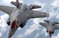 Держдеп схвалив продаж Польщі військових літаків F-35