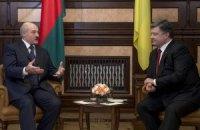 Лукашенко: треба буде Україні від Білорусі що-небудь - за добу зробимо