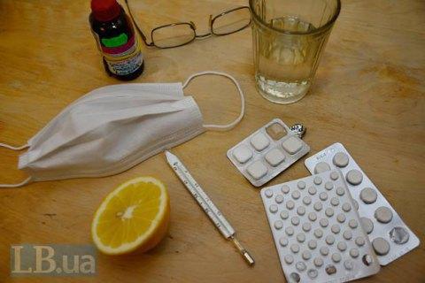 Київ перевищив епідпоріг захворювання на грип