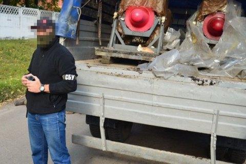 Командир роты воинской части в Киевской области пытался продать два двигателя к МИ-8