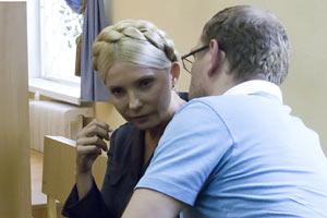 Тимошенко меняет адвокатов, чтобы затем обратиться в Европейский суд