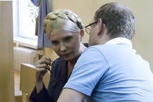 Найбільше побачень у лікарні Тимошенко провела з Власенком