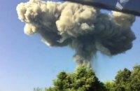 При взрыве на складе минобороны Абхазии пострадали 19 россиян