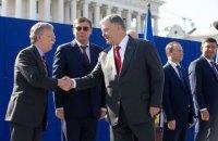 Єлісєєв: військовий парад - один з інструментів стримування російської агресії