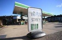 Британську армію мобілізували для доставки бензину на АЗС через брак водіїв