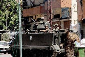 В Триполи сожжен штаб экс-революционеров, расстрелявших демонстрантов