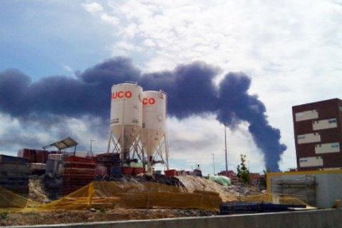 Під час вибухів на хімзаводі в Іспанії постраждали 30 осіб (оновлено)