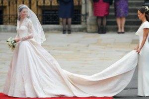 Свадебное платье Кейт Миддлтон покажут в Букингемском дворце