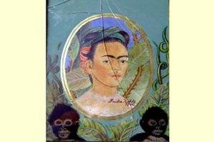 1200 работ Фриды Кало признаны подделкой