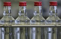 В Украине потребление водки выросло на 20%