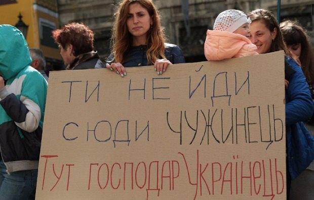 Аваков сказал , что угрожает  Саакашвили запрорыв границы