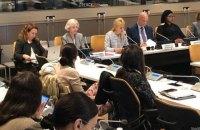Юлія Світлична стала спікеркою форуму жінок-політиків в ООН
