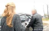 На Киевщине чиновник сбил журналиста и провез его на капоте авто