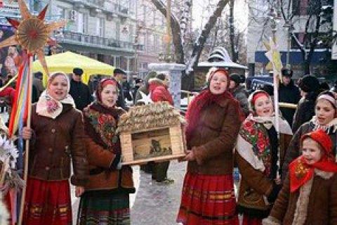 77% украинцев празднуют Рождество 7 января, - опрос