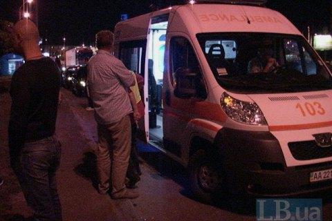 У Слов'янську померла дитина, травмована в ДТП за участю міліціонера