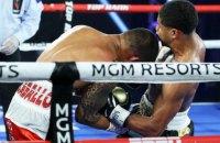 Большой бокс вернулся: чемпион мира по версии WBО Стивенсон эффектно нокаутировал соперника