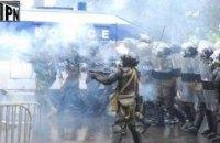 Спецназ разогнал грузинскую оппозицию водометами и пулями