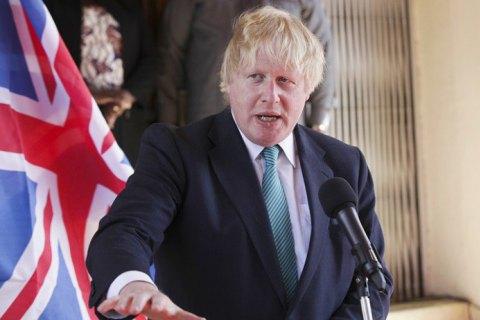 Экс-мэр Лондона Борис Джонсон подтвердил намерения возглавить правительство Великобритании