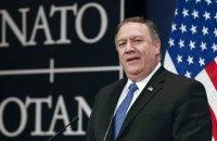 Помпео назвал санкции США против Ирана неизбежными