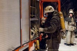 В Крыму в страшном пожаре сгорела свиноферма