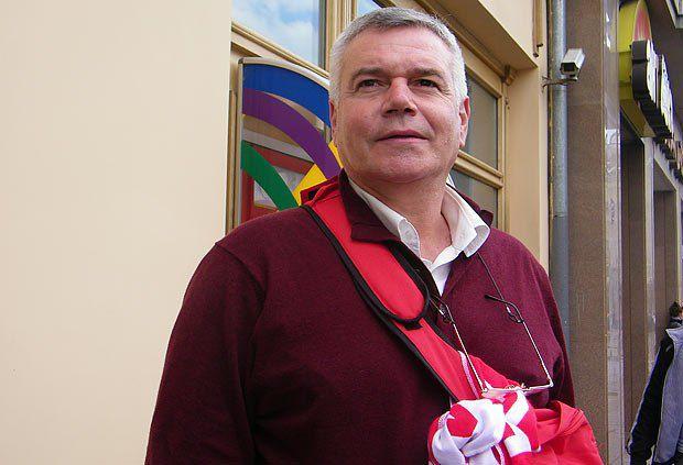 Жоан Сантуш: в Україну приїхало 5-6 тисяч моїх співвітчизників