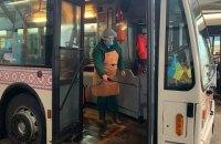 В Запорожье временно отменили льготы на проезд